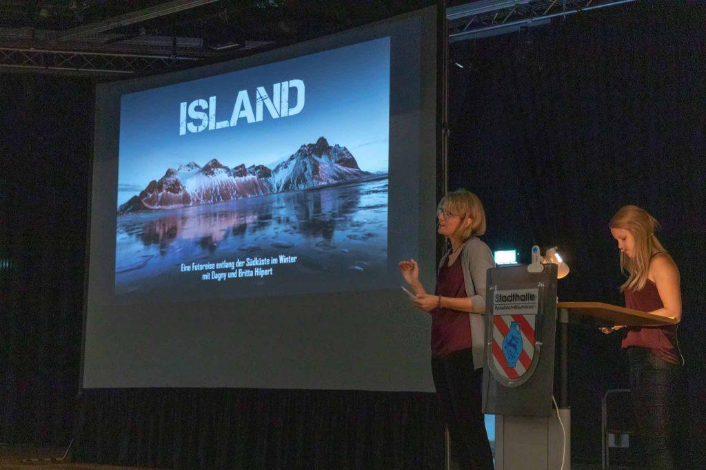 Multimediashow Island