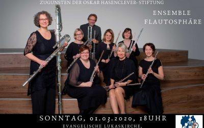 Konzert mit Flautosphäre