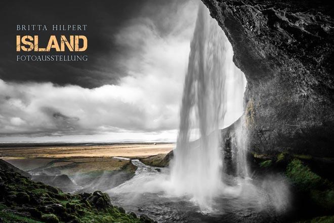 """Fotoausstellung Island im Bunker """"b-05"""" Montabaur"""