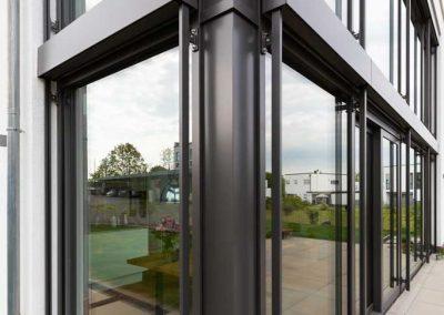 Industriefotografie Moderne Architekturfotografie Fenster