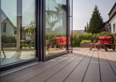 Einfamilienhaus mit Terrasse in Weitersburg: Fotografie