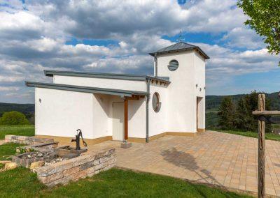 Fotografie einer Kapelle für Architektin aus Ransbach-Baumbach