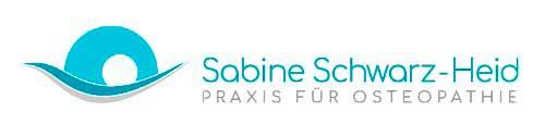 logo ostheopathie Schwarz-Heid