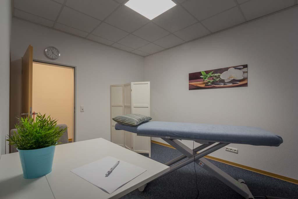 Fotografie für Website Praxis Osteopathie in Ransbach-Baumbach