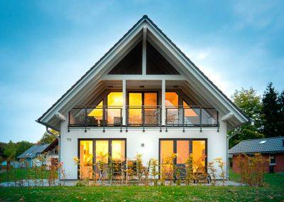 Ferienhaus mit Mietwohnungen: Fotografie für Website