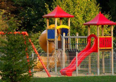 Fotografie für Tourismus: Ferienpark Spielplatz