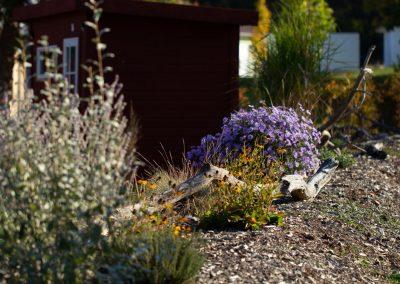 Fotografie für Tourismus: Ferienwohnung Garten