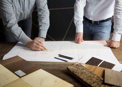 Die Tischlertekten - Firmenporträt einer Schreinerei im Westerwald.