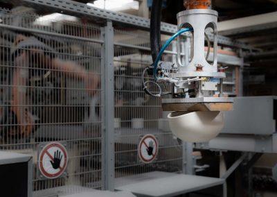 Industriefotografie Robotik