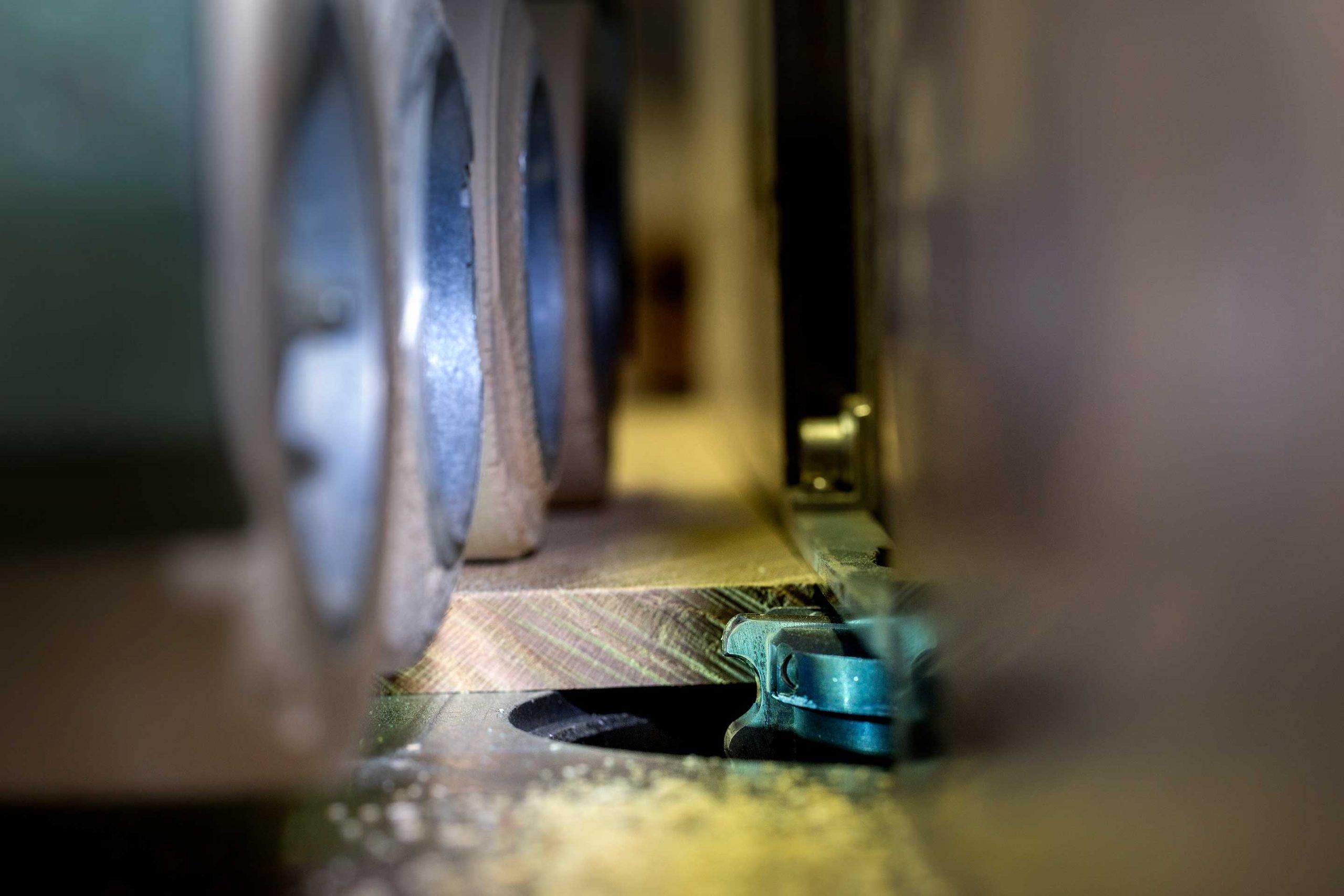 Industriefotografie in Produktionshalle